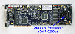 DAP 5200a with onboard processor