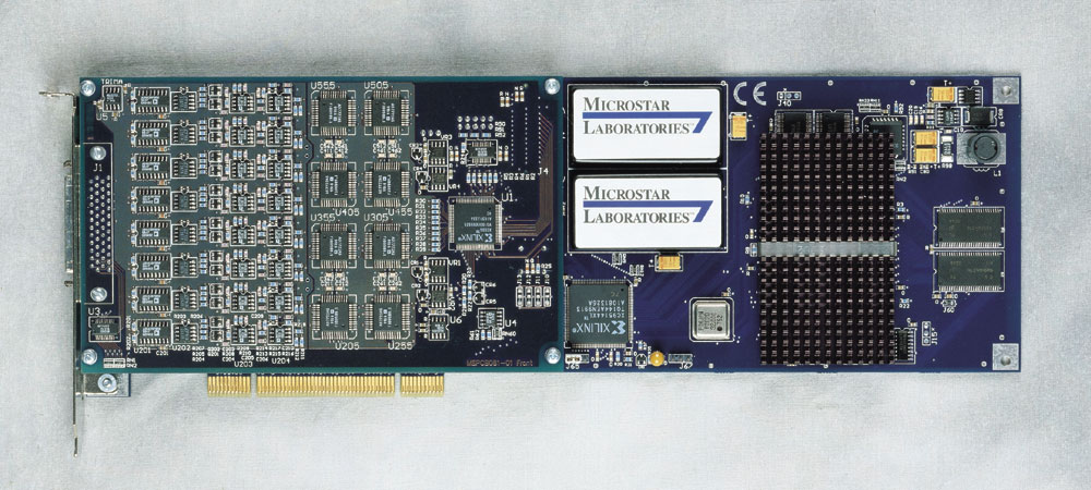 Data Acquisition Board : Idsc data acquisition board