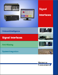 signal interface catalog cover